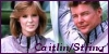 Caitlin and Stringfellow           Hawke (Airwolf)