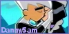 Danny           and Sam (Danny Phantom)